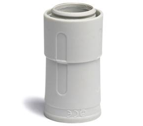 ДКС Переходник армированная труба-жесткая труба, IP67, д.16мм